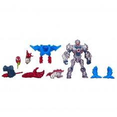 Figurine Marvel Super Hero Mashers Deluxe : Ultron