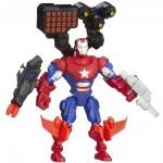 Figurine Marvel Super Hero Mashers : Iron Patriot