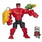 Figurine Marvel Super Hero Mashers : Red Hulk