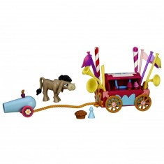 Figurine Mon Petit Poney : Chariot de bienvenue
