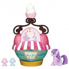 Figurine Mon Petit Poney : Kiosque de crème glacée