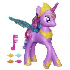 Figurine Mon petit poney électronique : Princesse Twilight