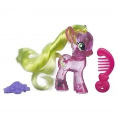 Figurine My Little Pony : Paillettes magiques : Flower Mishes