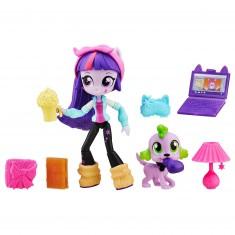 Figurine My Little Pony : Twilight Sparkle soirée pyjama