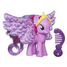 Figurine My Little Pony ailes féériques : Twilight Sparkle
