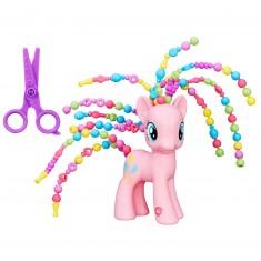 Figurine My Little Pony Pinkie Pie : Drôle de coiffure