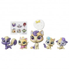 Figurine Petshop : Familles de 5 Petshop : Fluffball