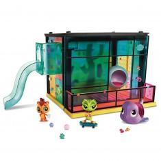 Figurine Petshop : La salle de jeu Petshop