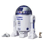 Figurine Star Wars : Playset Micromachines : R2-D2
