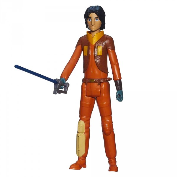 Figurine Star Wars : Série Héros 30 cm : Ezra Bridger - Hasbro-A0865-A8546