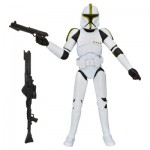 Figurine Star Wars : The Black Series n°07 : Clone Trooper Sergeant