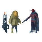 Figurine Star Wars 30 cm : Sidon Ithano et second Quiggold