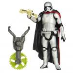 Figurine Star Wars A 10 cm : Capitaine Phasma