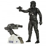Figurine Star Wars A 10 cm : Pilote de TIE Fighter