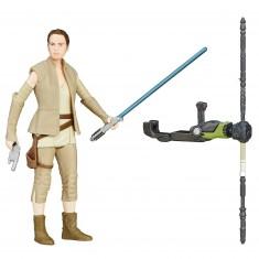 Figurine Star Wars A 10 cm : Rey