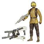 Figurine Star Wars A 10 cm : Soldat de la Résistance