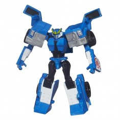 Figurine Transformers : Robots in Disguise Legion : Strongarm bleu