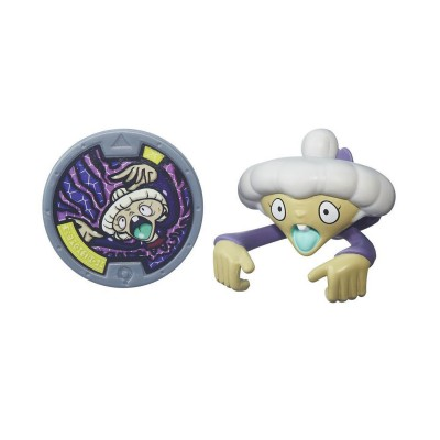 Figurine yo ka watch porte m daillon toutou e jeux et for Porte medaillon yokai