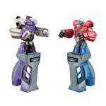 Figurines Transformers Battle Masters : Optimus Prime vs Megatron