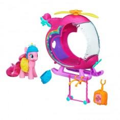 Hélicoptère arc-en-ciel Mon Petit Poney avec figurine Pinkie Pie