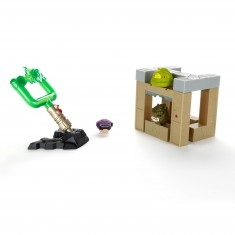 Jeu de combat Angry Birds Star Wars : Le palais de Jabba