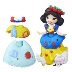 Mini poupée Disney Princesses Mode : Blanche-Neige