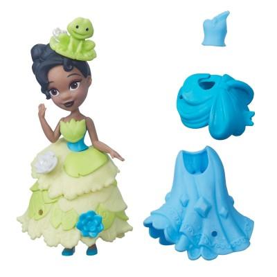 mini poup e disney princesses mode tiana jeux et jouets hasbro avenue des jeux. Black Bedroom Furniture Sets. Home Design Ideas
