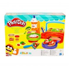 Play Doh Pâte à modeler : La pizzeria