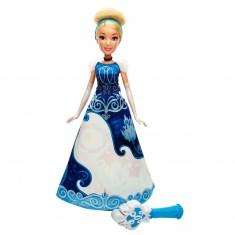Poupée Disney Princesses : Cendrillon robe magique