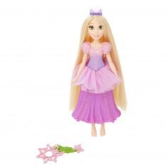 Poupée Disney Princesses : Raiponce bulles enchantées