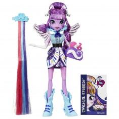 Poupée mannequin Mon Petit Poney : Equestria Girls Coiffure tendance : Twilight Sparkle