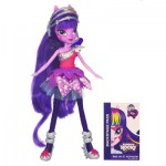 Poupée mannequin Mon Petit Poney Equestria Girls : Twilight Sparkle