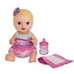 Poupon Baby Alive : Bébé fait son rot