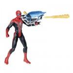 Figurine Spiderman avec canon lance-toile
