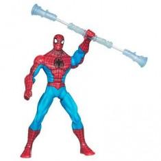 Figurine Spiderman de combat 12 cm : Baton tournoyant