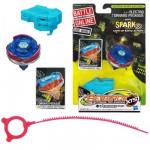 Toupie Beyblade Extreme Top System : Electro Spark FX : Tornado Pegasus Bleue