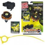 Toupie Beyblade Extreme Top System : Electro Spark FX : Tornado Pegasus Noire