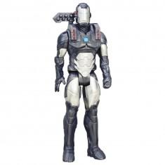 Figurine Avengers : Série Héros Titan 30 cm : War Machine