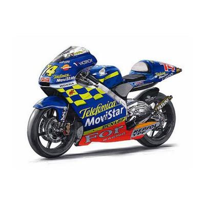 Maquette Moto: 2001 Honda NSR250 - Hasegawa-21502