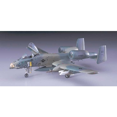 Maquette avion: A-10 Thunderbolt - Hasegawa-00539
