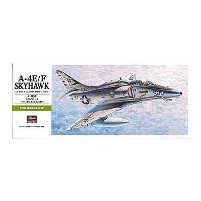 Maquette avion: A-4E/F Skyhawk - Hasegawa-00239