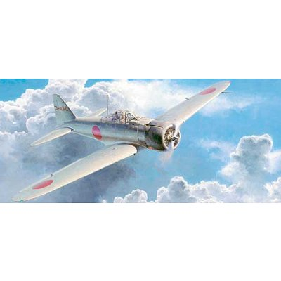 Maquette avion: A6M1 12 Shi Experimental - Hasegawa-09840