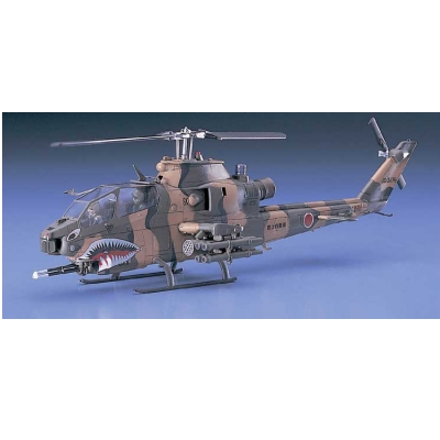 Maquette hélicoptère: AH-15 Cobra JASDF - Hasegawa-00534