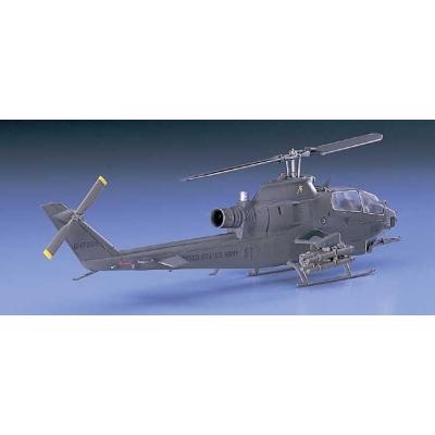 Maquette hélicoptère: AH-1S Cobra US - Hasegawa-00535