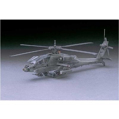 Maquette hélicoptère: AH-64A Apache - Hasegawa-07224