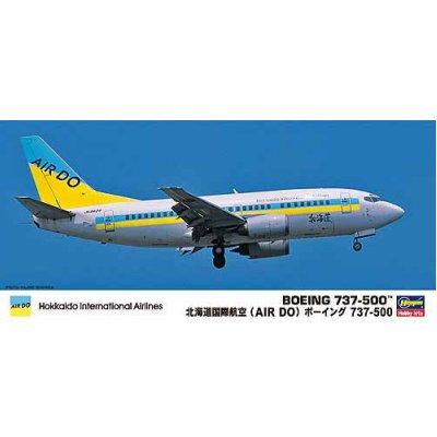 Maquette avion: AIR DO Boeing 737-500 - Hasegawa-10664