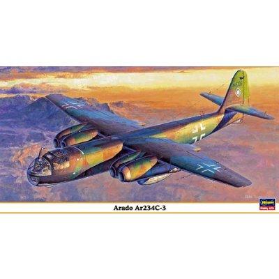 Maquette avion: Arad -3 - Hasegawa-09845