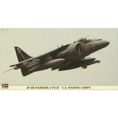 Maquette avion: AV-8B Harrier II Plus - Hasegawa-09783