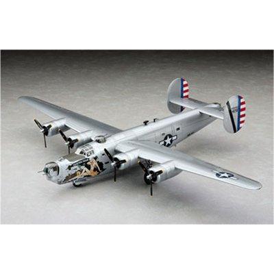 Maquette avion: B-24J Liberator - Hasegawa-01559-00559