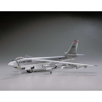 Maquette avion: B-47E Stratojet - Hasegawa-04057-04007